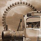 Wheel of Wonder by Michael Douglas Jones