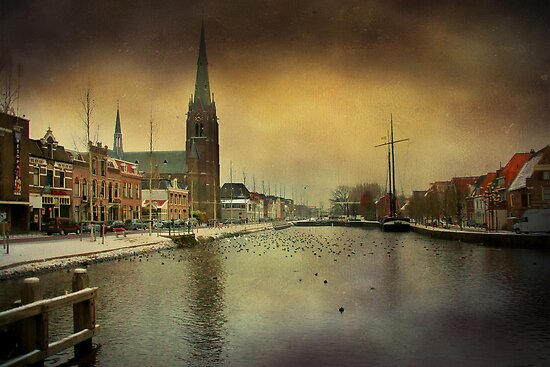 City View Weesp by AnnieSnel