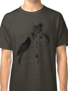 Parrot Girl 2 Classic T-Shirt