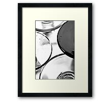 OnePhotoPerDay series: 020 by L. Framed Print