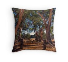 The Adelaide Hills - Woodside, Adelaide Hills, South Australia Throw Pillow