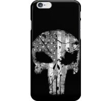 American Punisher 2.0 - Subdued iPhone Case/Skin