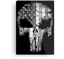American Punisher 2.0 - Subdued Metal Print