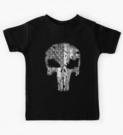 American Punisher 2.0 - Subdued Kids Tee