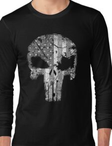 American Punisher 2.0 - Subdued Long Sleeve T-Shirt