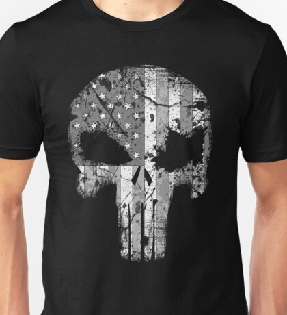 American Punisher 2.0 - Subdued Unisex T-Shirt