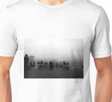 Fox Hunting Unisex T-Shirt