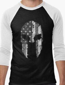 American Spartan - Subdued Men's Baseball ¾ T-Shirt