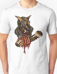 Werewolf With A Manwich T-Shirt