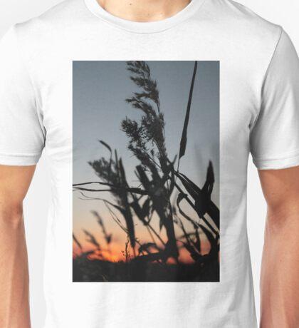 Sunset In Norfolk Unisex T-Shirt