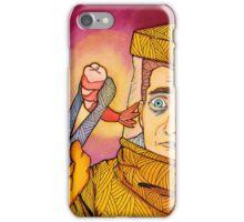 Shellfish Allergy iPhone Case/Skin