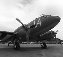 C-47 Skytrain , Duxford Spring 2015 by PathfinderMedia