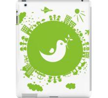 Dove of Peace iPad Case/Skin