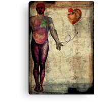 love streams 4 - a valentine day tribute Canvas Print