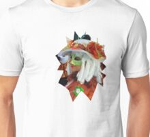 curly white hair Unisex T-Shirt