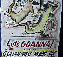Go-anna by GailD