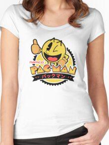 PakuMan Women's Fitted Scoop T-Shirt