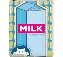 Milk iPad Case/Skin
