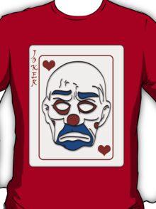The Joker Mask - Dark Knight - Heath Ledger - Why so Serious T-Shirt