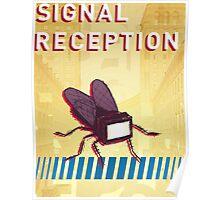 Signal Reception Poster
