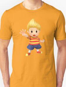 Lucas Super Smash Bros. for Wii U and 3DS T-Shirt
