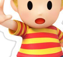 Lucas Super Smash Bros. for Wii U and 3DS Sticker
