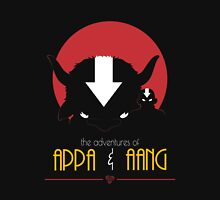The Adventures of Appa and Aang (Red) T-Shirt