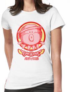 Parodius Da! Womens Fitted T-Shirt