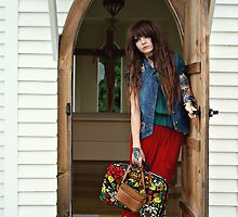 Bohemian Journey by LookingGImagery