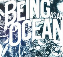 being as an ocean Sticker