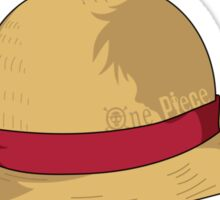 Straw Hat Sticker