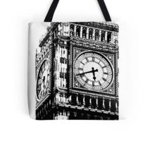 Big Ben Face - Palace of Westminster, London  Tote Bag