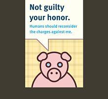 Not Guilty Unisex T-Shirt