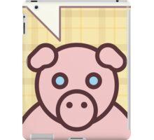 Not Guilty iPad Case/Skin