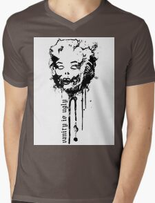 marilyn: vanity is ugly Mens V-Neck T-Shirt