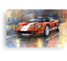 Ford GT 40 2006 Canvas Print