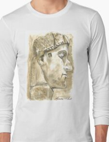 Emperor Constantine the Great, c. 315 Long Sleeve T-Shirt