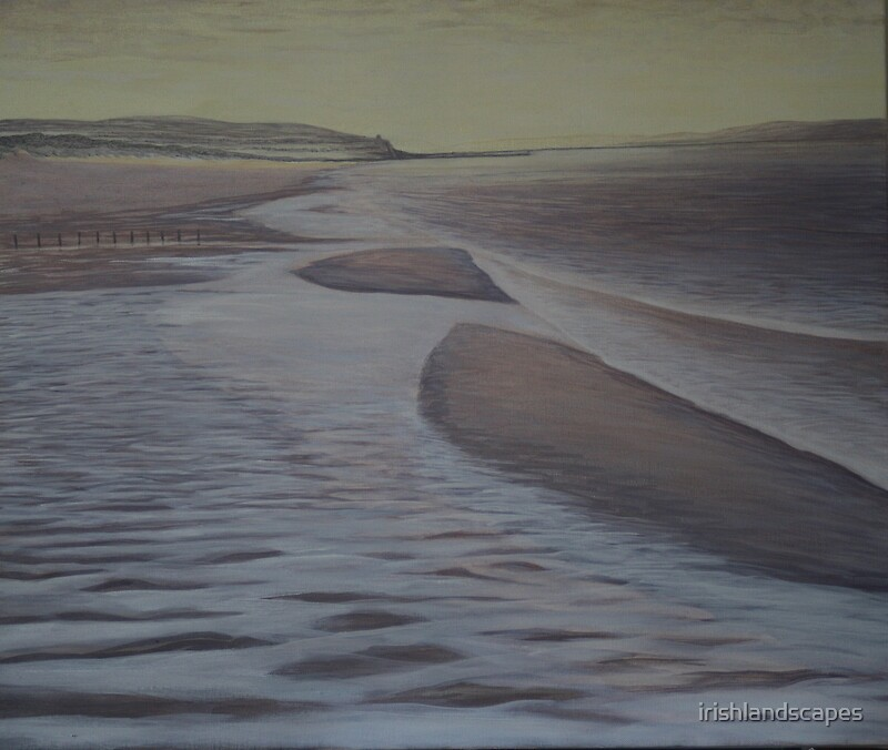 Portstewart strand, County Derry by irishlandscapes