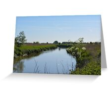 River Stour Greeting Card