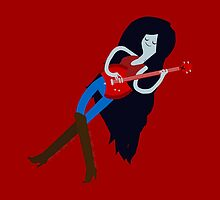 Marceline the Vampire Queen by kmtnewsman