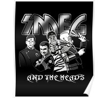 SMEG and the Heads Poster