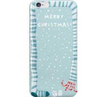 merry xmas 4 iPhone Case/Skin