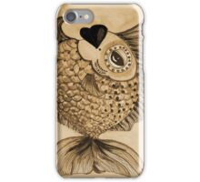 Old Modesty iPhone Case/Skin