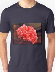 Sarah's Geranium Unisex T-Shirt