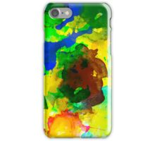 Water Colours Notebook iPhone Case/Skin