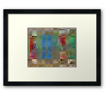 Rear View Mirror Framed Print