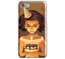 birthdays party iPhone Case/Skin