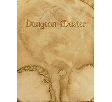 Dungeon Master - Gaming Inspired  Photographic Print