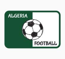 Algerian Flag | Football Baby Tee