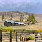 Dalles Mountain Ranch ( 3 ) by Larry Davis